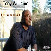 It's Real - Single by Tony Williams
