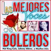 Las Mejores Voces de Boleros by Various Artists