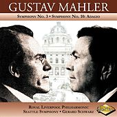 Mahler: Symphony No. 3 - Symphony No. 10: Adagio by Various Artists