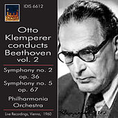 Otto Klemperer conducts Beethoven, Vol. 2 (1960) by Otto Klemperer
