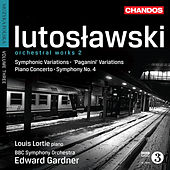 Lutosławski: Orchestral Works II by Various Artists