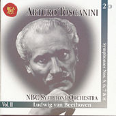 Symphonies Nos. 5, 6, 7 & 8 by Arturo Toscanini