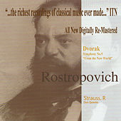 Rostropovich - Dvorak, Strauss by Various Artists