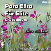 Para Elisa (feat. Roger Roman) - Single by Ludwig van Beethoven