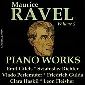 Ravel, Vol. 5 : Piano Works by Various Artists