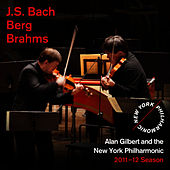 Bach, Berg, Brahms by New York Philharmonic