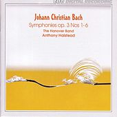 Bach, J.C.: Symphonies (Complete), Vol. 1 - Symphonies, Op. 3 by Anthony Halstead