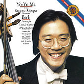Bach: Sonatas for Viola da Gamba and Harpsichord (Remastered) by Yo-Yo Ma