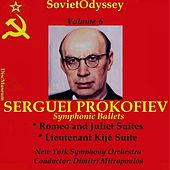 Prokofiev: Symphonic Ballets (Vol. 6) by New York Philharmonic