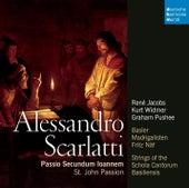 Scarlatti: St. John Passion von Fritz Näf