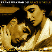 OST A Place In The Sun by Franz Waxman
