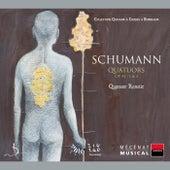 Schumann: Quatuors Op. 41 Nos. 1 & 3 by Quatuor Renoir
