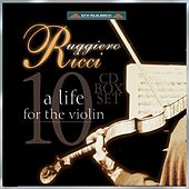 Violin Recital: Ricci, Ruggiero - Bach, J.S. / Mattheson / Paganini / Sarasate / Ysaye / Tchaikovsky / Wieniawski (A Life for the Violin) by Various Artists