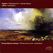Paganini: Violin Concerto No. 4 - Sonata Varsavia - Leitner: Concert Piece by Various Artists