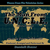 The Man From U.N.C.L.E. - Season Three (Jerry Goldsmith) by Dominik Hauser