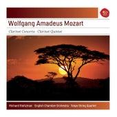 Mozart: Clarinet Concerto - Clarinet Quintet by Richard Stoltzman
