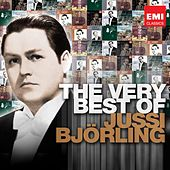The Very Best of Jussi Björling by Various Artists