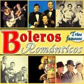 Boleros Románticos. Tríos Famosos by Various Artists