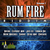 Rum Fire Riddim by Various Artists
