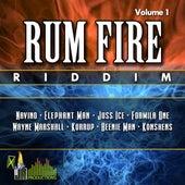 Rum Fire Riddim by Various Artists