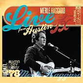 Live From Austin TX '78 by Merle Haggard