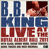 Live At Royal Albert Hall 2011 by B.B. King