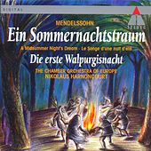 Mendelssohn : A Midsummer Night's Dream & The First Walpurgis Night by Nikolaus Harnoncourt