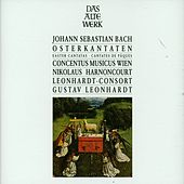 Bach : Easter Cantatas - plus Gustav Leonhardt by Various Artists
