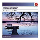 Chopin: Piano Concertos 1 & 2 by Arthur Rubinstein