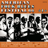 American Folk Blues Festival 66 Vol.1 von Various Artists