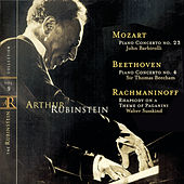 Rubinstein Collection, Vol. 9: Mozart, Beethoven, Rachmaninoff by Arthur Rubinstein