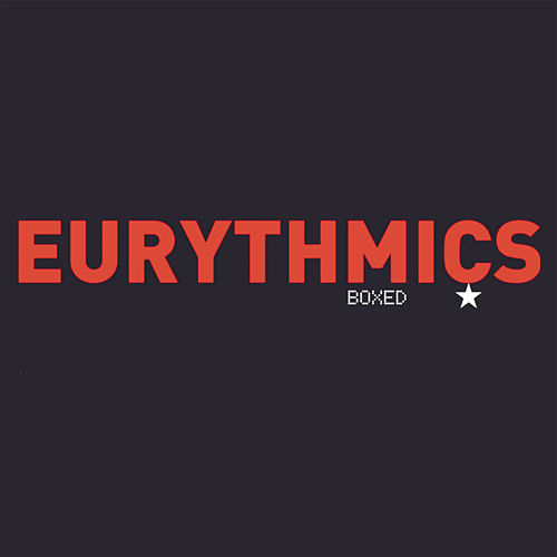Boxed by Eurythmics