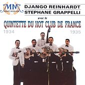 Quintette Du Hot Club De France by Django Reinhardt