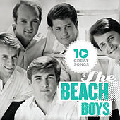 10 Great Songs by The Beach Boys