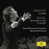 Debussy: La Mer / Ravel: Ma Mere l'Oye, La Valse by Seoul Philharmonic Orchestra