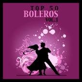 Top 50 Boleros Vol. 1 by Various Artists