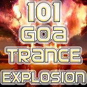 Goa Trance Explosion 101 (Best of Psytrance, Progressive, Fullon, Techno Trance, Hard Dance, Acid House) by Various Artists