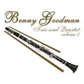 Trio & Quartet Volume 2 by Benny Goodman