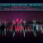 Tchaikovsky Suite No. 3 - Theme And Variations / Symphony No. 3 -