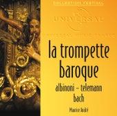La Trompette Baroque: Albinoni-Telemann-Bach von Various Artists