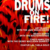 Drums On Fire! by Art Blakey