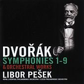Dvorák: Symphonies 1-9 & Orchestral Works by Various Artists
