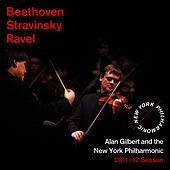 Beethoven, Stravinsky, Ravel by New York Philharmonic