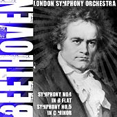 Beethoven: Symphony No.4 in B-Flat & Symphony No. 5 in C-Minor by London Symphony Orchestra