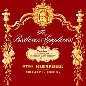 The Beethoven Symphonies No 5 by Philharmonia Orchestra