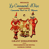 Le Carnaval D'Aix & Concerto No. 4 In C-Minor, Op. 44 by Philharmonia Orchestra