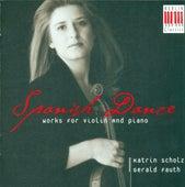 Violin Recital: De Falla / De Sarasate / Kreisler / Ravel / Granados / Schtschedrin (Spanish Dance) by Katrin Scholz Gerald Fauth