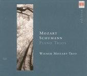MOZART, W.A.: Piano Trio No. 4 / Divertimento, K. 254 / SCHUMANN, R.: Piano Trio No. 2 (Vienna Mozart-Trio) by Vienna Mozart-Trio