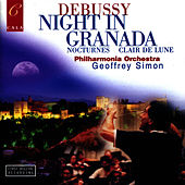 Debussy: Night in Granada by Philharmonia Orchestra