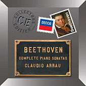 Beethoven: Complete Piano Sonatas by Claudio Arrau